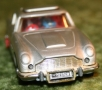 007 corgi Aston New silver Tyre slashers (6)