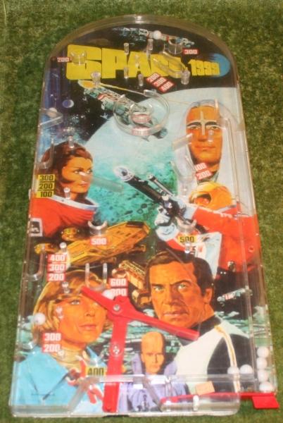 Space 1999 Pinball