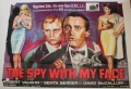 Spy with my face UK Quad poster