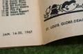st louis globe tv guide 1967 jan 14-20