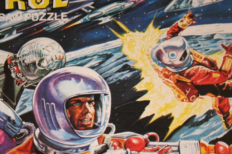Star Patrol jigsaw UFO style artwork (3)
