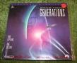 Star Trek Generations Laser Disk (2)