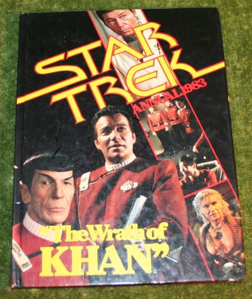 star trek khan annual