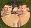 Star Trek picture disc (2)