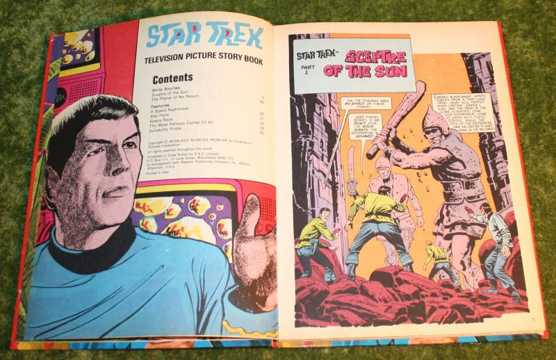 Star trek tv picture story book (3)