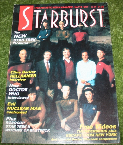 starburst 110