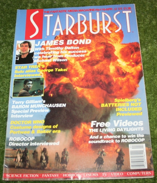 starburst 116