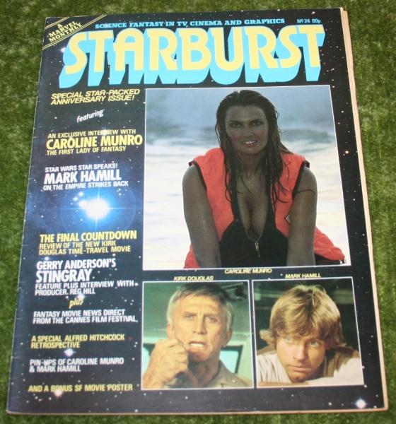 starburst 24