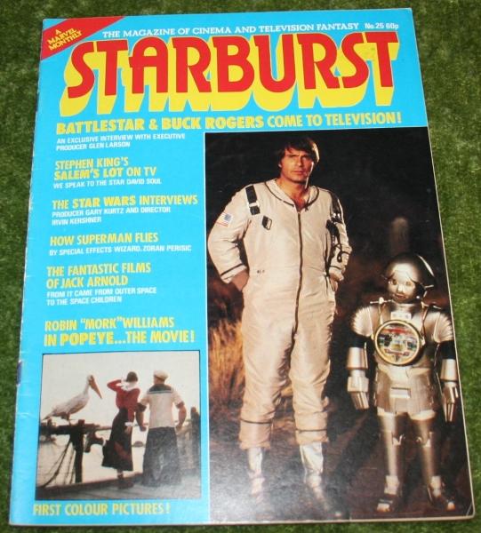 starburst 25