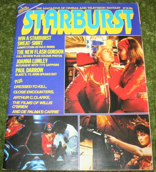 starburst 28