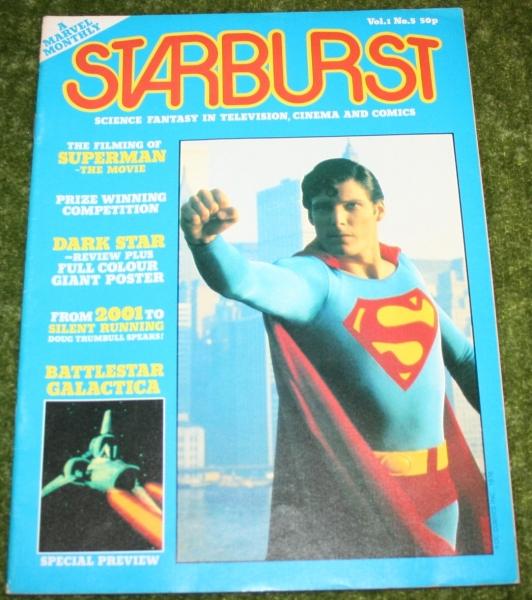 starburst 5