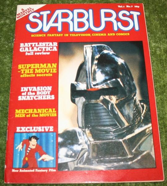 starburst 7