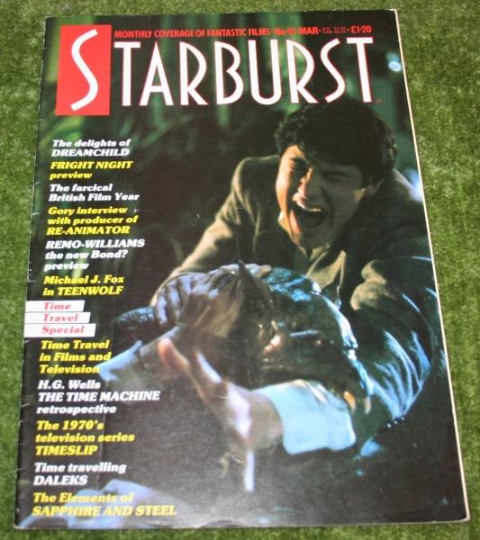 starburst 91