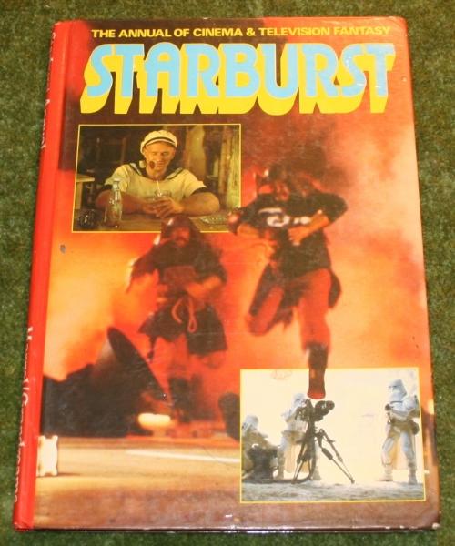 starburst annual