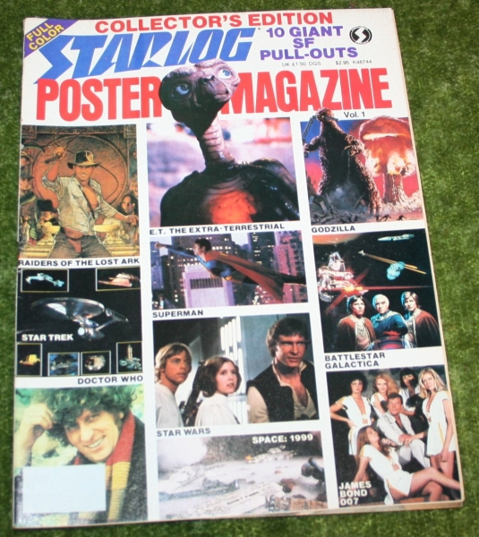 starlog poster mag vol 1 incompleate