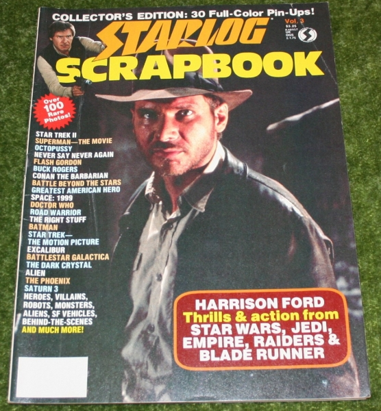 starlog scrapbook vol 3