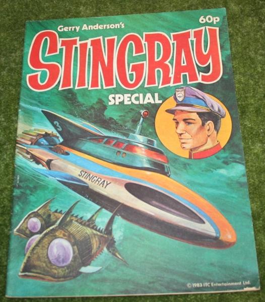 Stingray 1983 special