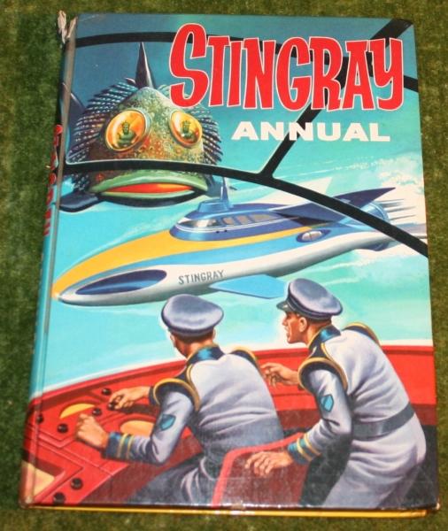 stingray annual (c) 1965 (2)