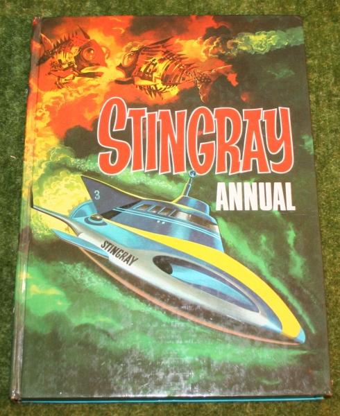 stingray annual (c) 1966 (2)