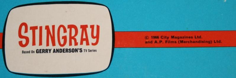 stingray annual (c) 1966