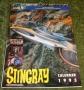Stingray calendar 1993