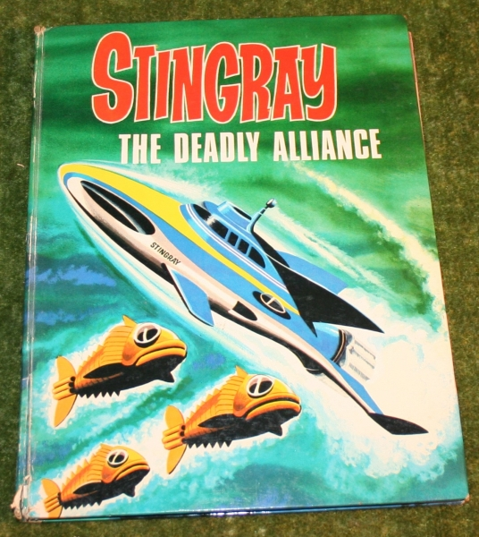 stingray the deadly alliance