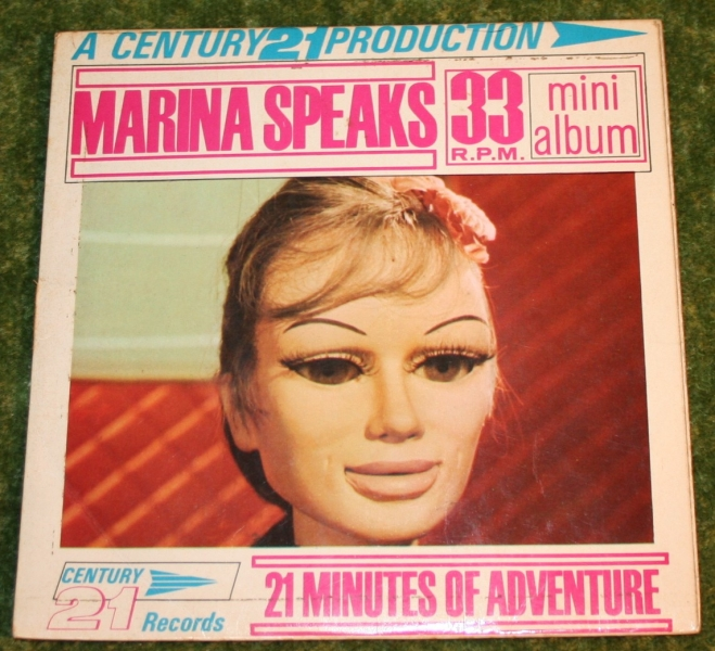 Stingray Mini Album MA104 Marina TSpeaks