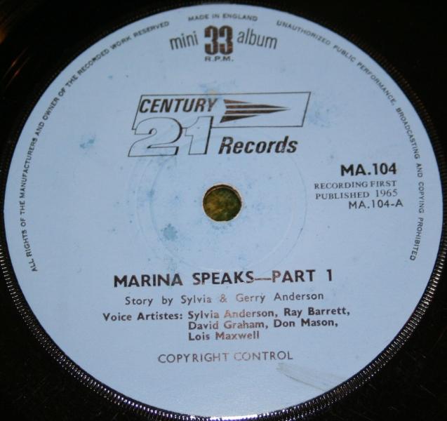 Stingray Mini Album MA104 Marina TSpeaks  (3)