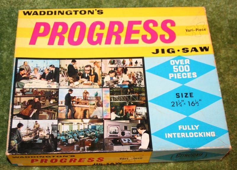 stingray progress jigsaw