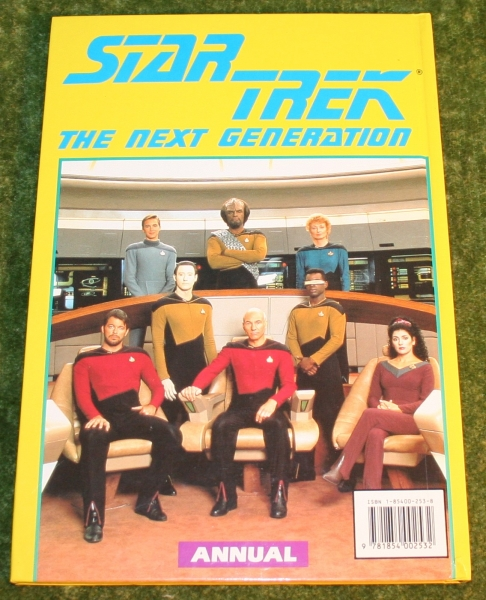 sttng annual