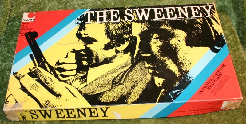 Sweeney board game