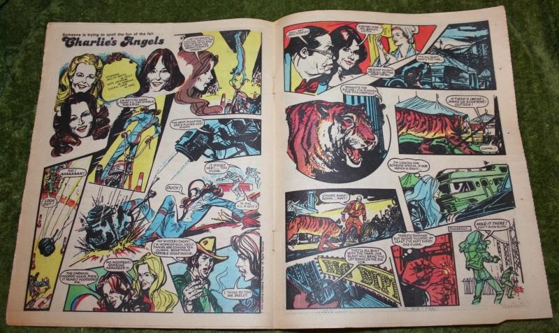 Target comic no 7 26th may 1978