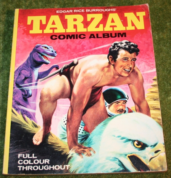 tarzan comic album (2)