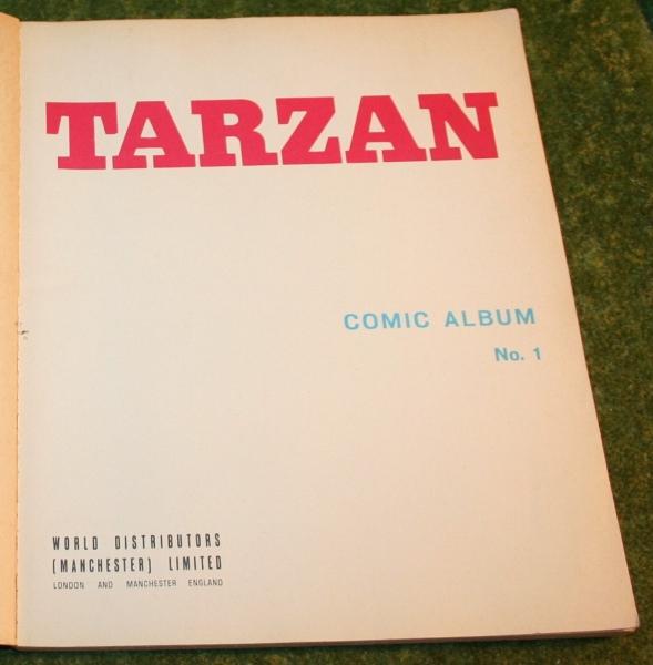 tarzan comic album (3)