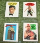 Temple of Doom Gum Cards (5)