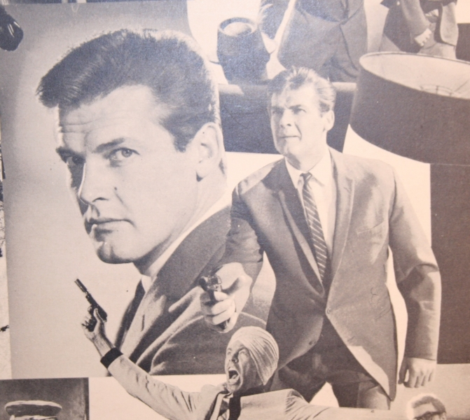 The Roland Shaw Orchestra Roland Shaw and His Orchestra The World Of James Bond - Adventure!