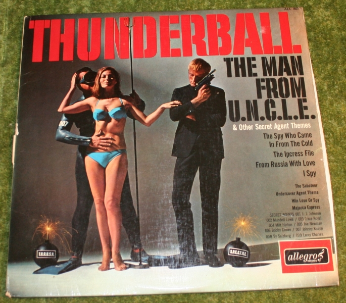 Thunderball MFU and others LP UK