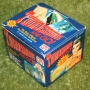 Thunderbirds 1990s trading cards display box  (4)