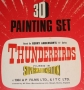 Thunderbirds 3d painting set