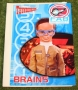 thunderbirds brains birthday card 1990s