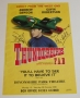 Thunderbirds FAB autographed theatre poster (1)