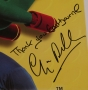 Thunderbirds FAB autographed theatre poster (3)