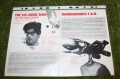 Thunderbirds FAB mime project theatre flyer