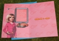 thunderbirds lady penelope birthday card 1990's (3)