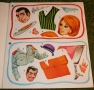 Thunderbirds Lady Penelope sticker fun book (2)