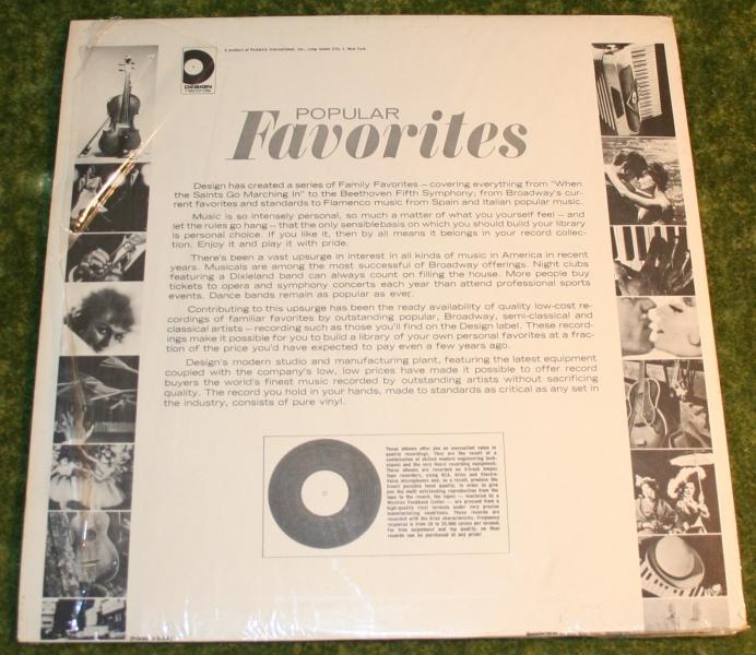 Thunderball MFU and others USA LP (2)