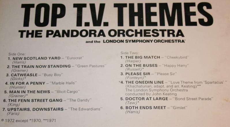 Top TV Themes Starline LP (3)
