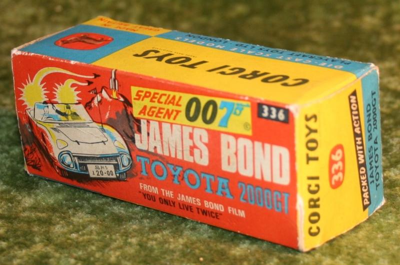 007 corgi toyota yolt