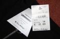 Avengers Movie Emma Peel Trousers black jersey