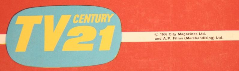 tv cent 21 annual (c) 1966